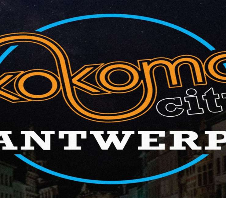 Oplevering project Kokomo City Antwerp